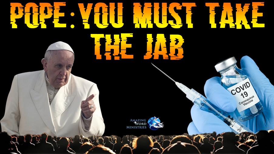 pope jab